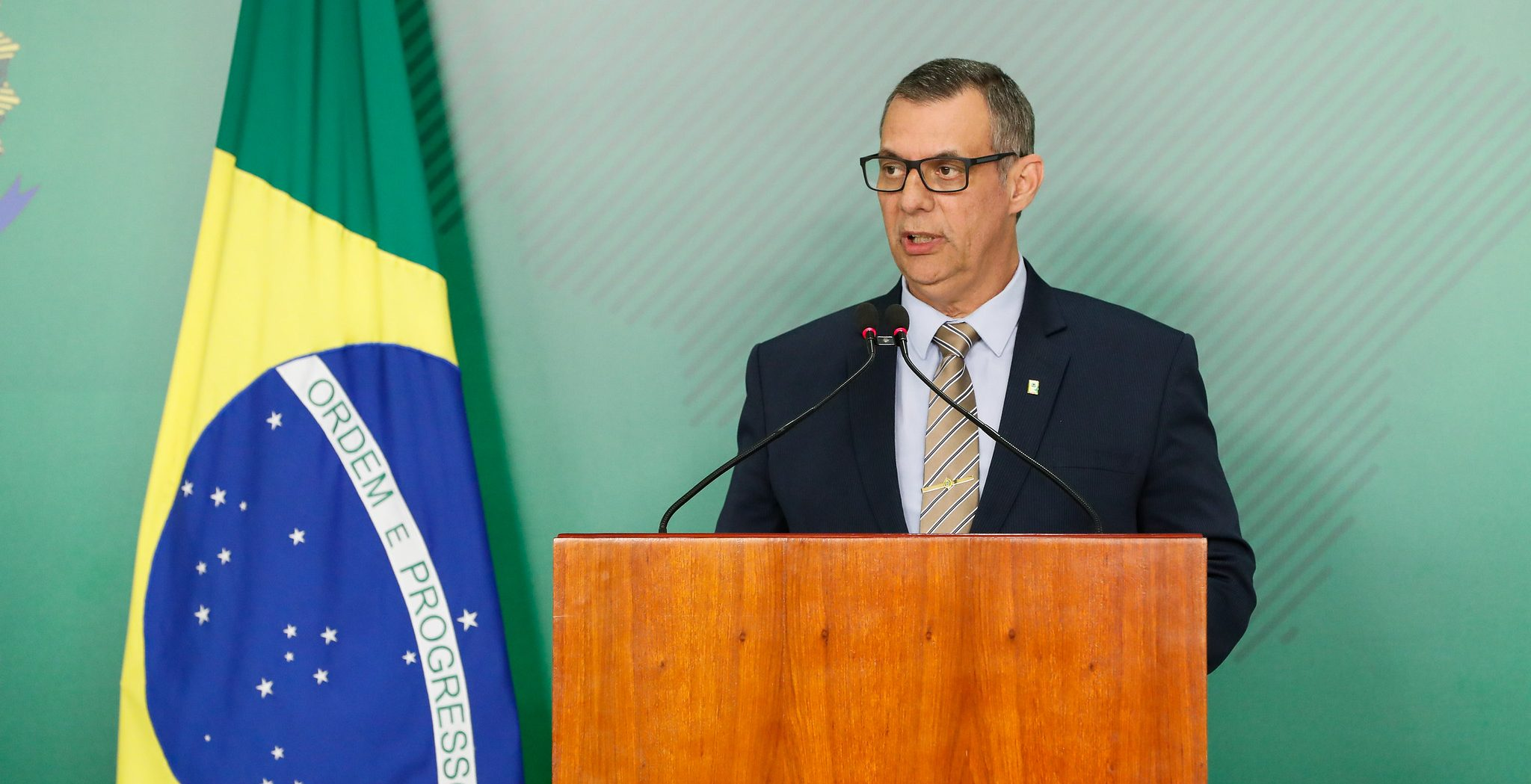 Ex-porta-voz da Presidência da República, Otávio Rêgo Barros. Foto: Alan Santos/PR
