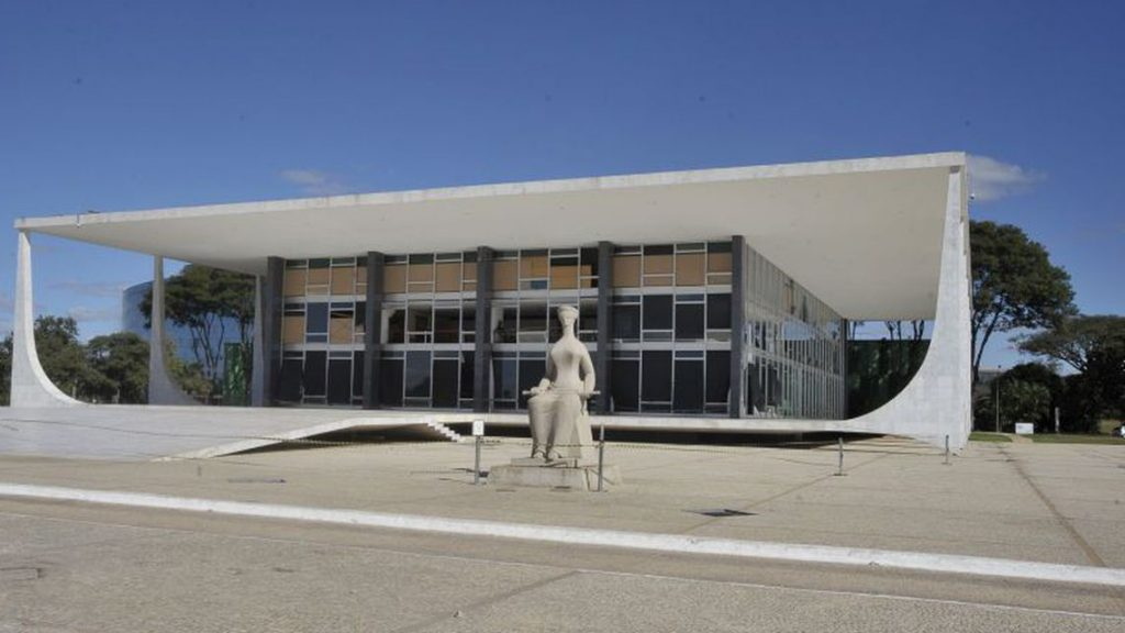 Supremo Tribunal Federal (STF). Foto: José Cruz/Agência Brasil/Arquivo