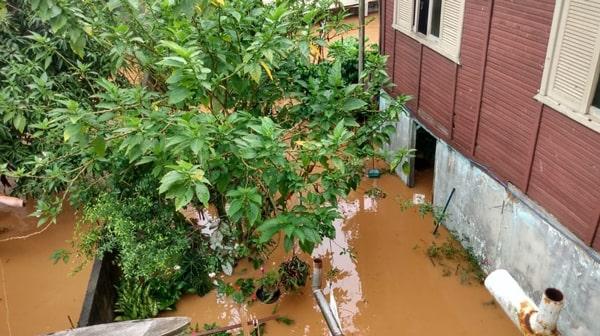 Alerta em Marechal Floriano. Foto: Divulgação/Prefeitura de Marechal Floriano