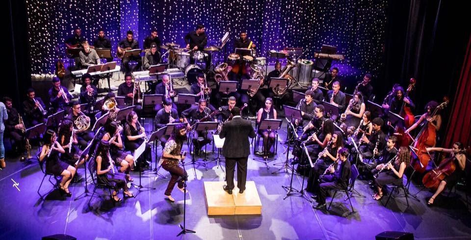 Banda Sinfônica Vale Música: repertório com 24 músicas. Foto: Ricardo Galvão/Divulgação