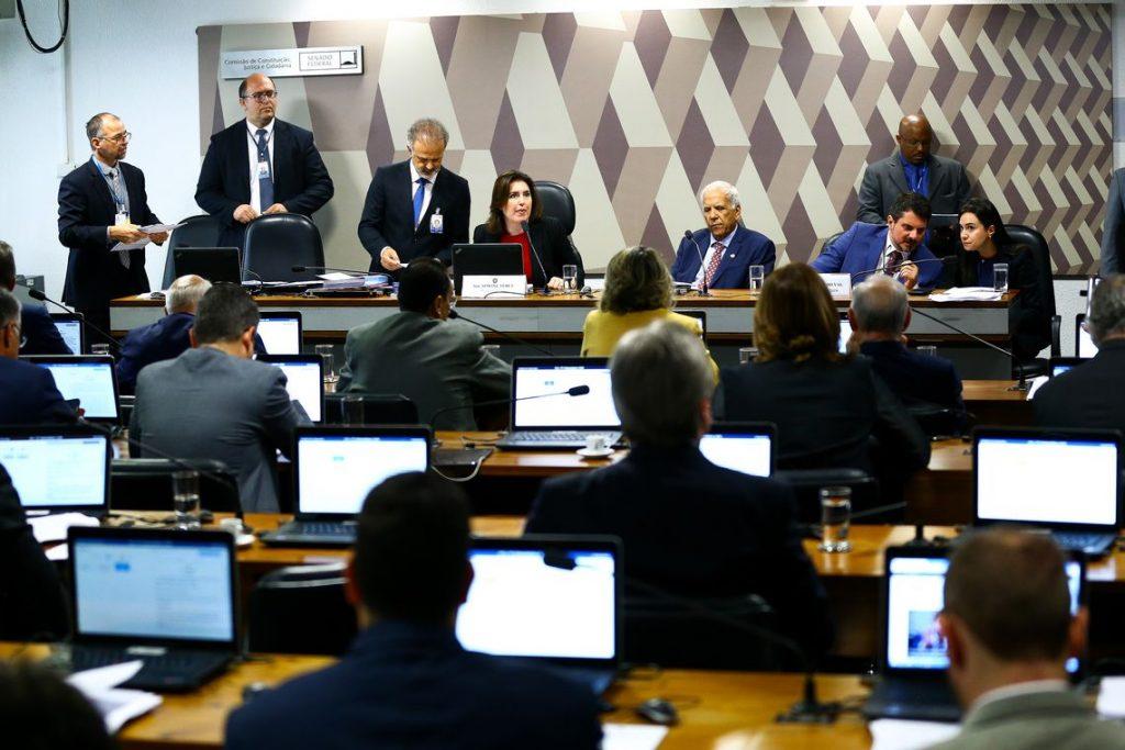 CCJ confirma aprovação de PL da prisão após condenação em 2ª instância. Foto: Marcelo Camargo/Agência Brasil