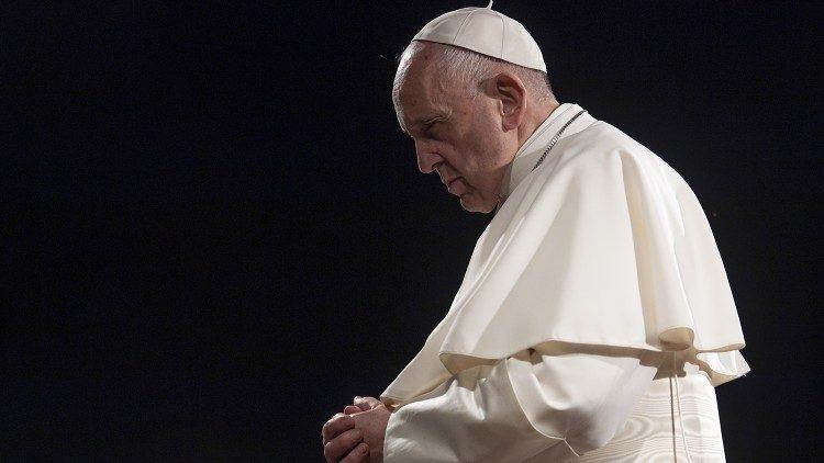 Com a decisão, o pontífice põe à disposição das autoridades civis de investigação os testemunhos dos processos canônicos. Foto: Vatican Media