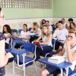 Governo abre seleção de professores para as escolas de tempo integral. Foto: Divulgação/Governo do ES