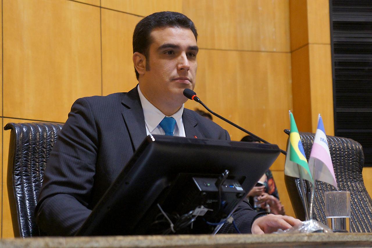 Musso não tinha se pronunciado desde a eleição antecipada. Foto: Divulgação/Ales