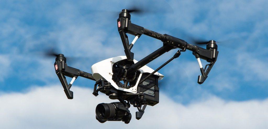 Operação Verão: PM vai monitorar praias capixabas com 22 drones e 1,4 mil policiais. Foto: Pixabay