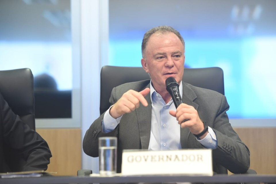 Segundo o governador Renato Casagrande, o Conselho terá importância no diálogo e na integração entre os órgãos de segurança. Foto: Hélio Filho/Secom