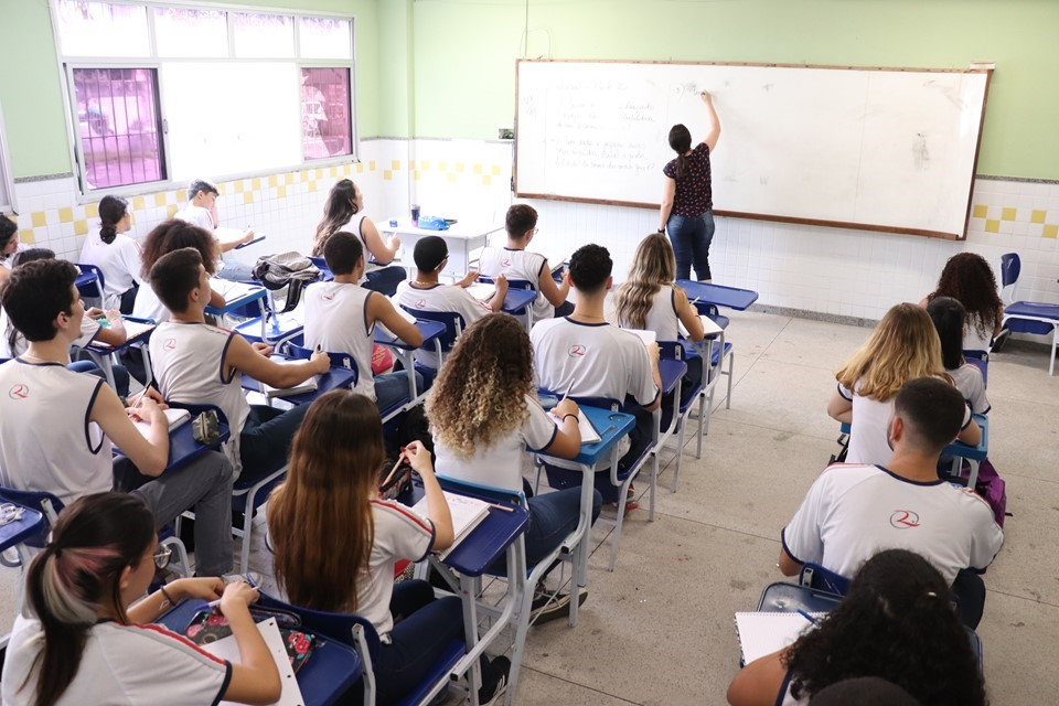 Sedu abre processo seletivo para profissionais atuarem em cursos técnicos. Foto: Divulgação/Sedu