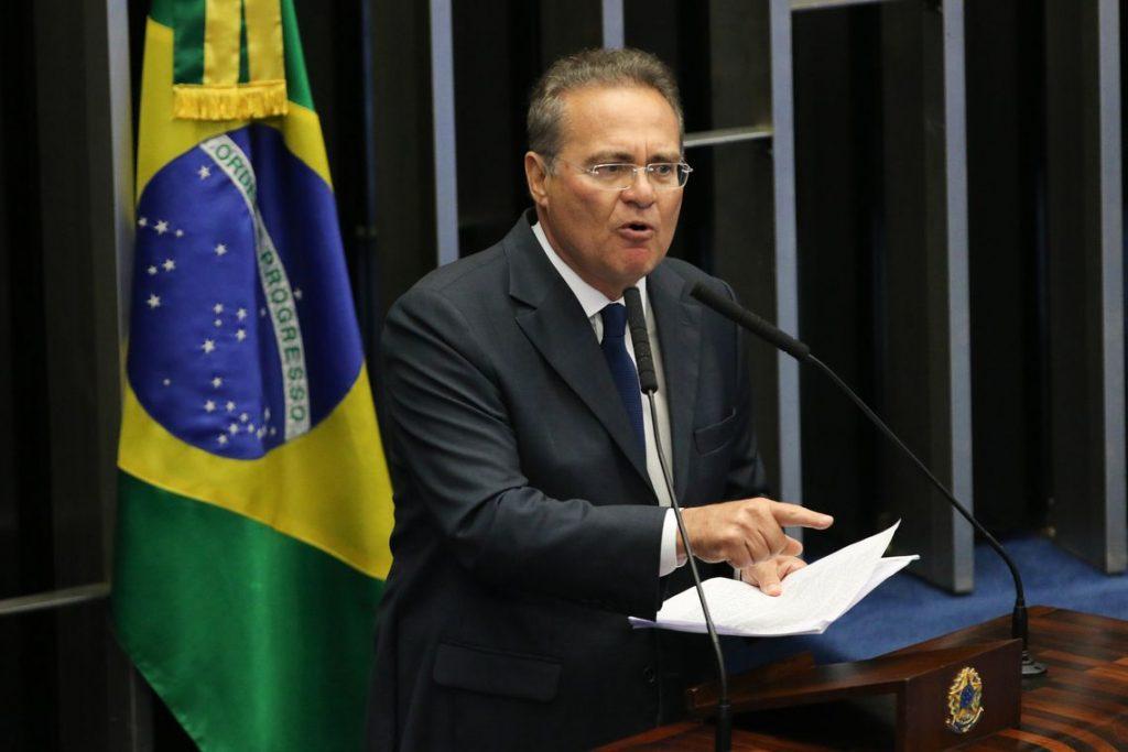 Senador Renan Calheiros. Foto: Fabio Rodrigues Pozzebom/Agência Brasil