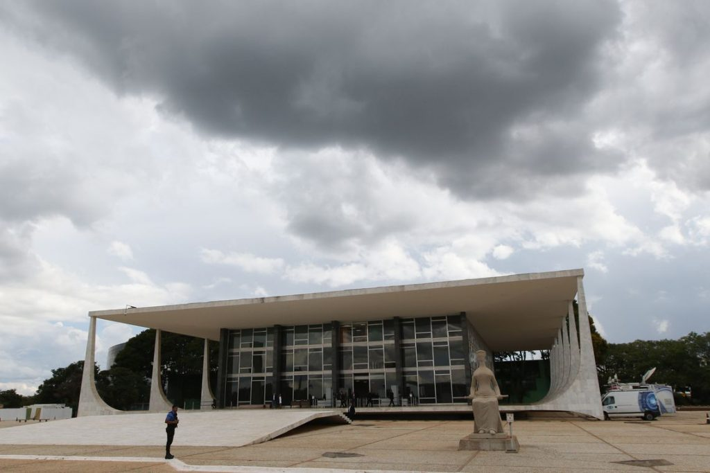 Fachada do Supremo Ttribunal Federal. Foto: Fabio Rodrigues Pozzebom/Agência Brasil