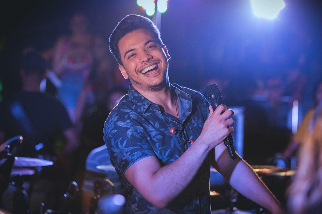 Wesley Safadão e Luan Santana farão live com clássicos de festa junina. Foto: Ederson Lima