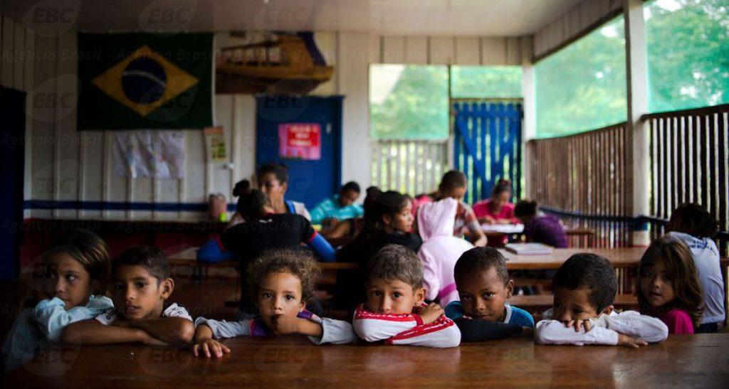 Creche de São Lourenço. (Foto: Marcello Casal/Agência Brasil)