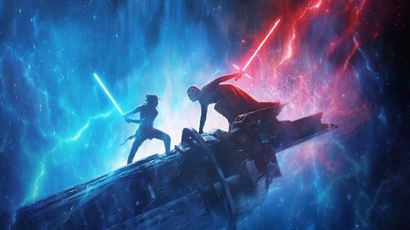 Star Wars Episódio IX: A Ascensão Skywalker. Foto: Divulgação/Disney