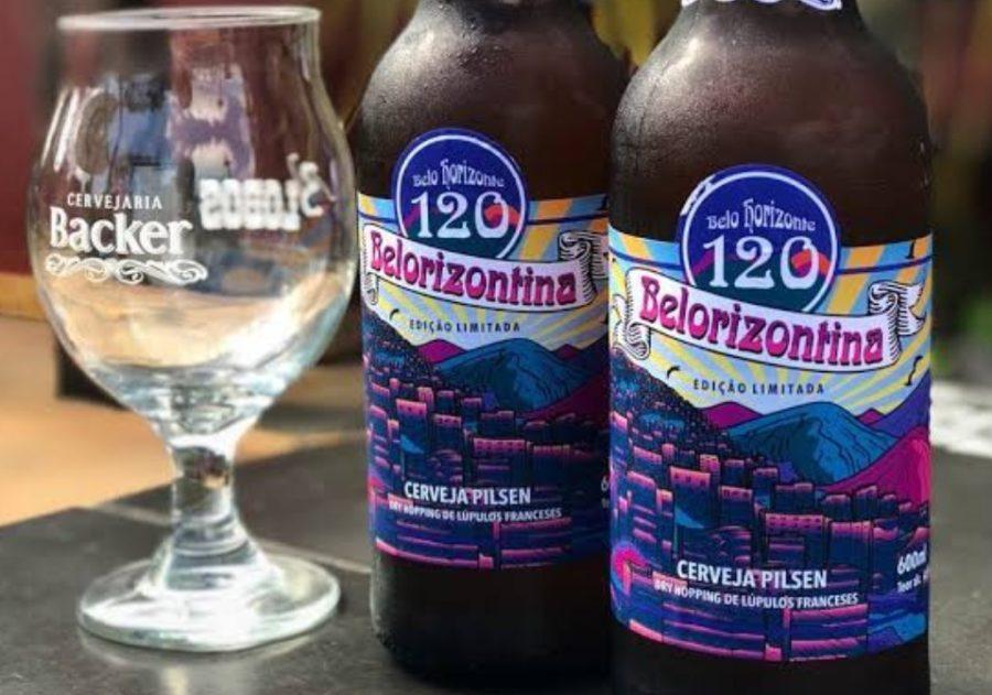 Cerveja Belorizontina, da Backer. Foto: Reprodução/Cervejaria Backer