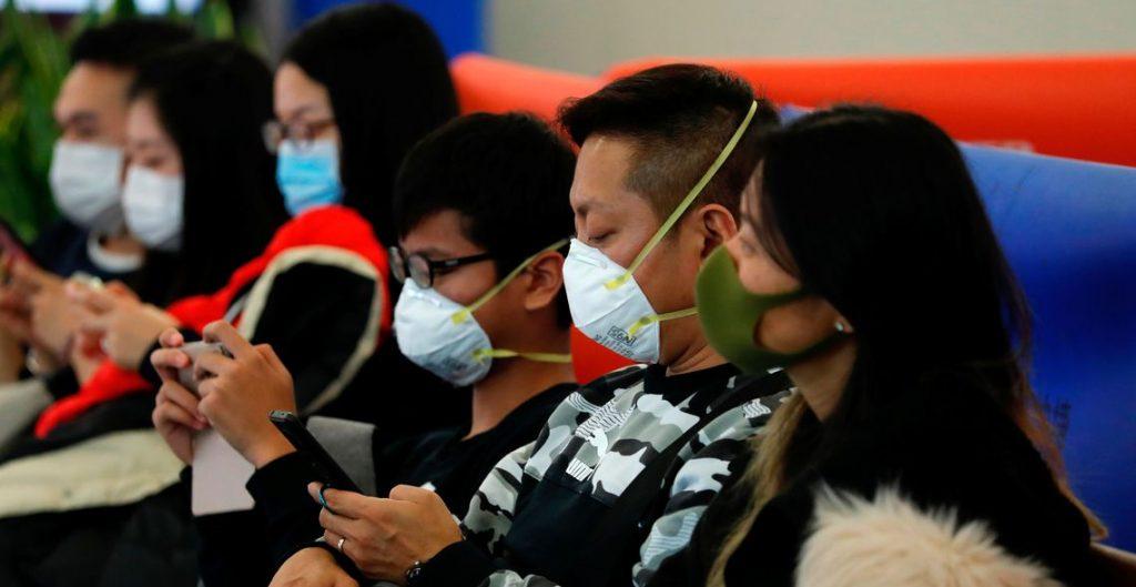 China já tem 4.515 casos de coronavírus, com 106 mortos. Foto: Tyrone Siu