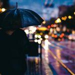 Chuva; guarda-chuva; tempo. Foto: Pixabay