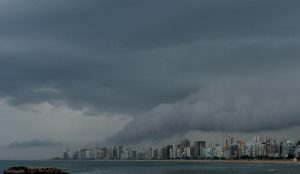 Chuva; mau tempo; tempestade. Foto: Chico Guedes