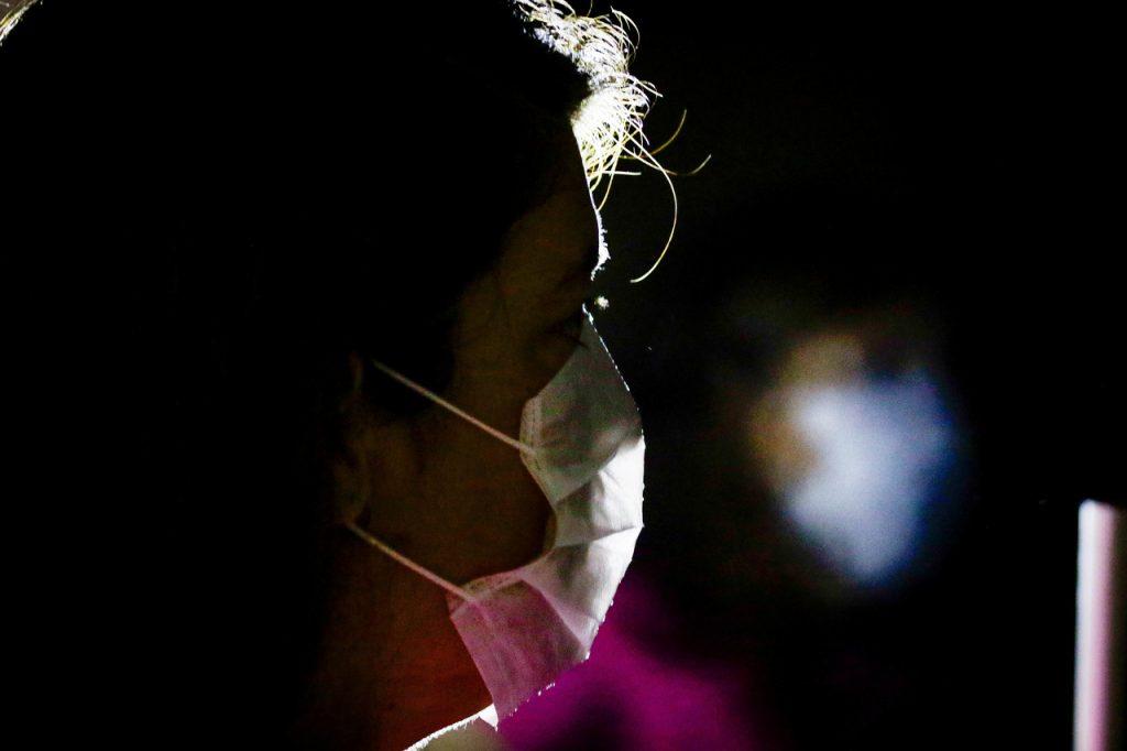 Após alerta da OMS (Organização Mundial da Saúde), medo diante do surto da doença, faz com que a população vá em busca de proteção contra o Coronavirus. Foto: Aloísio Maurício/Fotoarena/Estadão Conteúdo