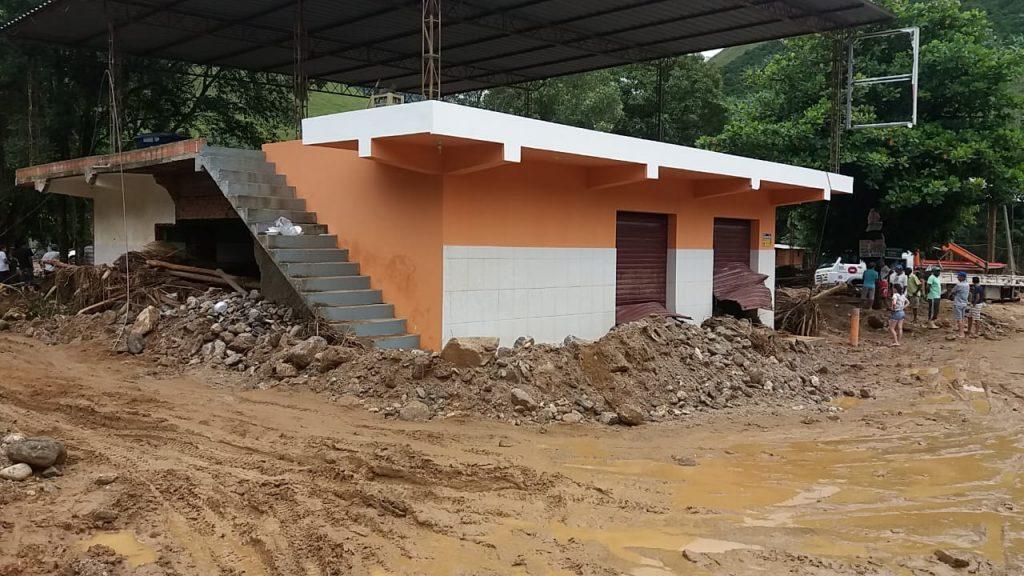 Duas Barras, distrito de Iconha, no Sul do Espírito Santo. Foto: Internauta