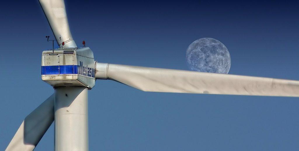 EDP Renováveis recebe R$ 1 bi do BNDES para construir 6 parques eólicos no RN. Foto: Pixabay