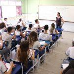 Volta às aulas: governo anuncia medidas, mas ainda há dúvidas. Foto: Divulgação/Governo do Espírito Santo