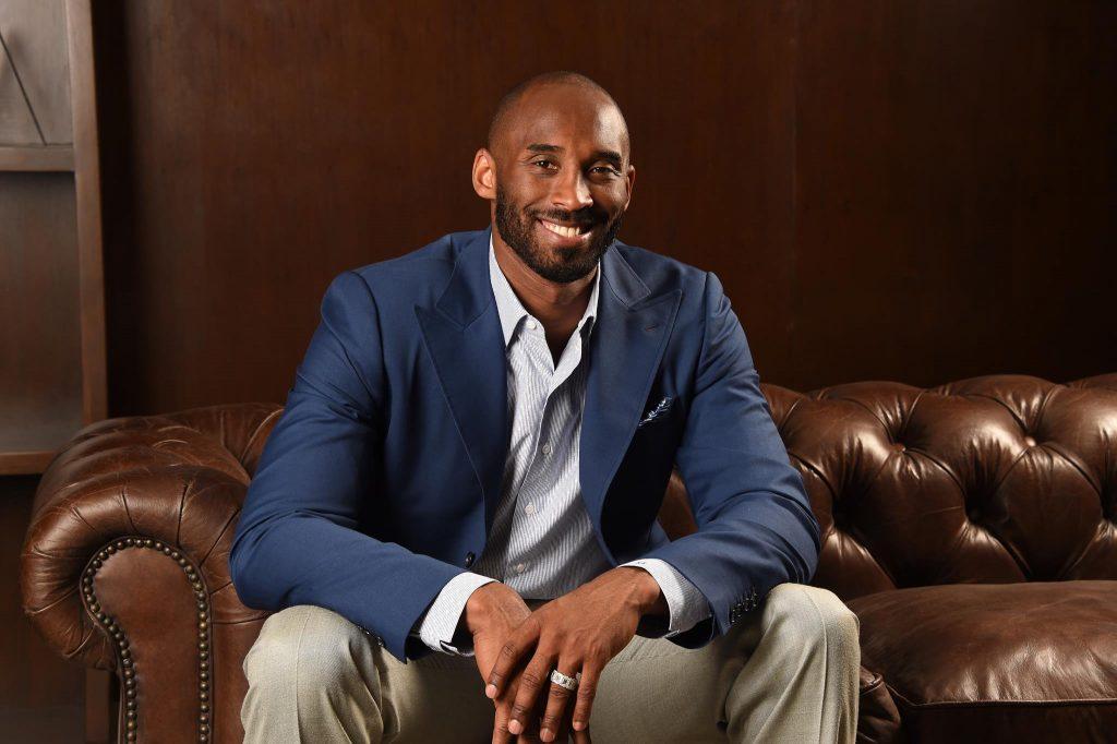 Ex-jogador Kobe Bryant. Foto: Reprodução/Facebook