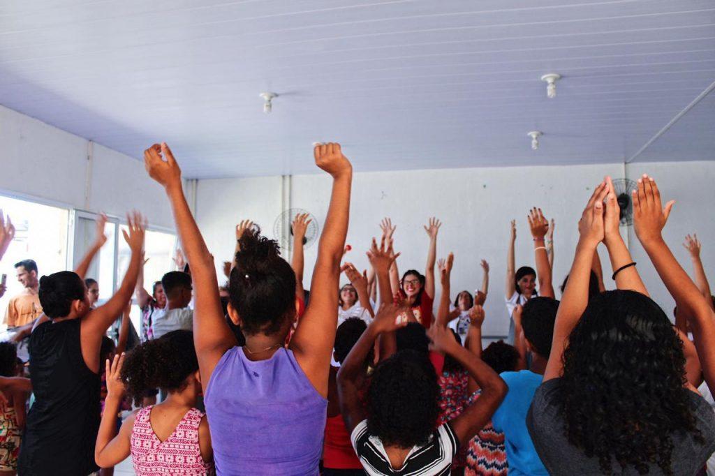 Instituto Rua do Céu. Foto: Divulgação