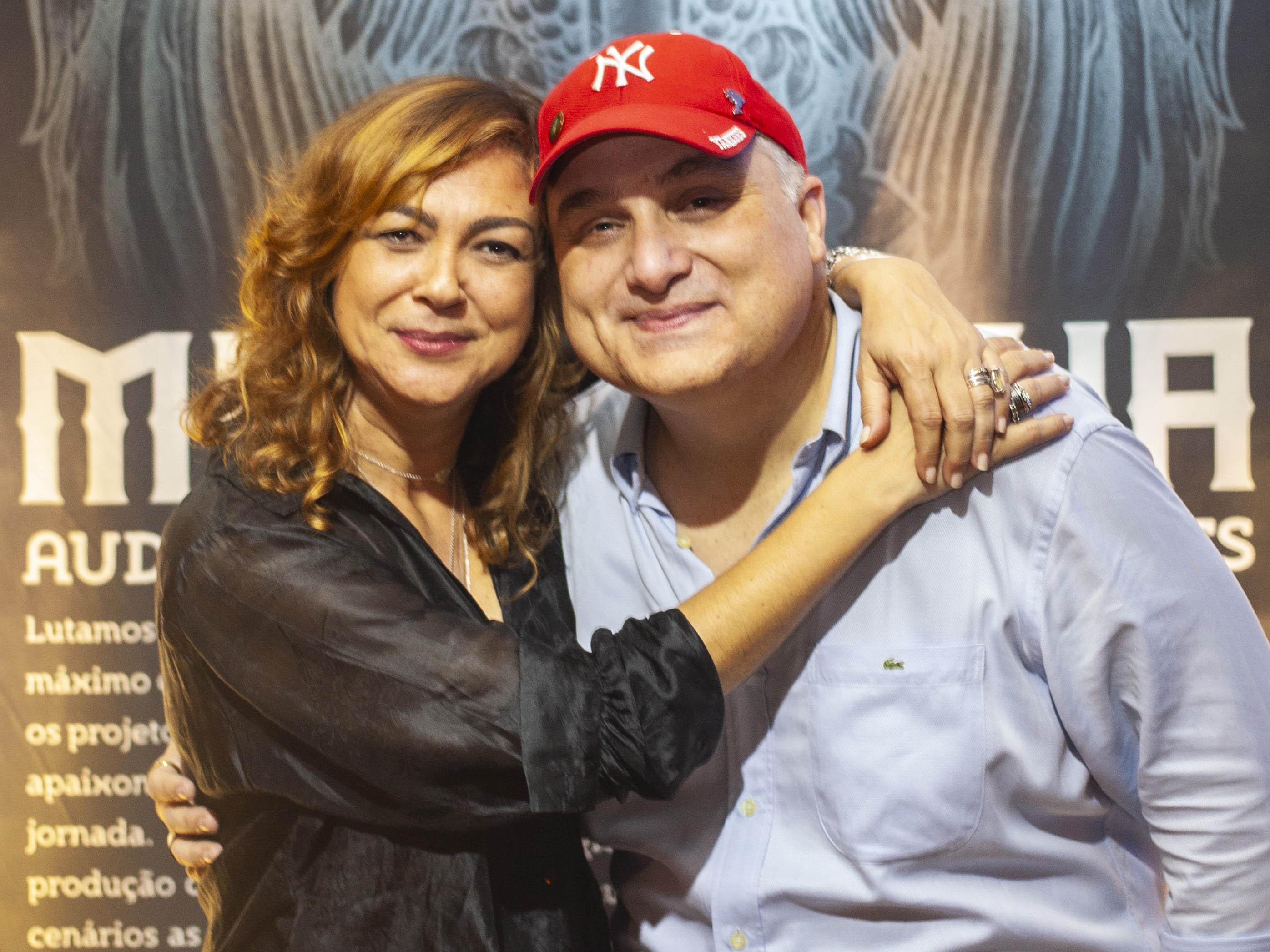Leila Ferraz e Ramon Rodrigues. Fotos: Rodger Savaris