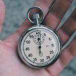 A gestão de tempo na agenda de um candidato. Foto: Pixabay