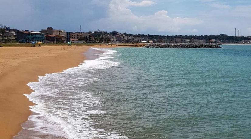 Praia de Marataízes. Foto: Reprodução/Instagram/@Guiacapixaba