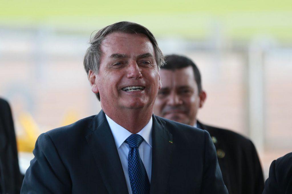 Presidente Jair Bolsonaro. Foto: José Cruz/Agência Brasil