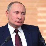 Presidente russo Vladimir Putin. Foto: Reprodução/Kremlin
