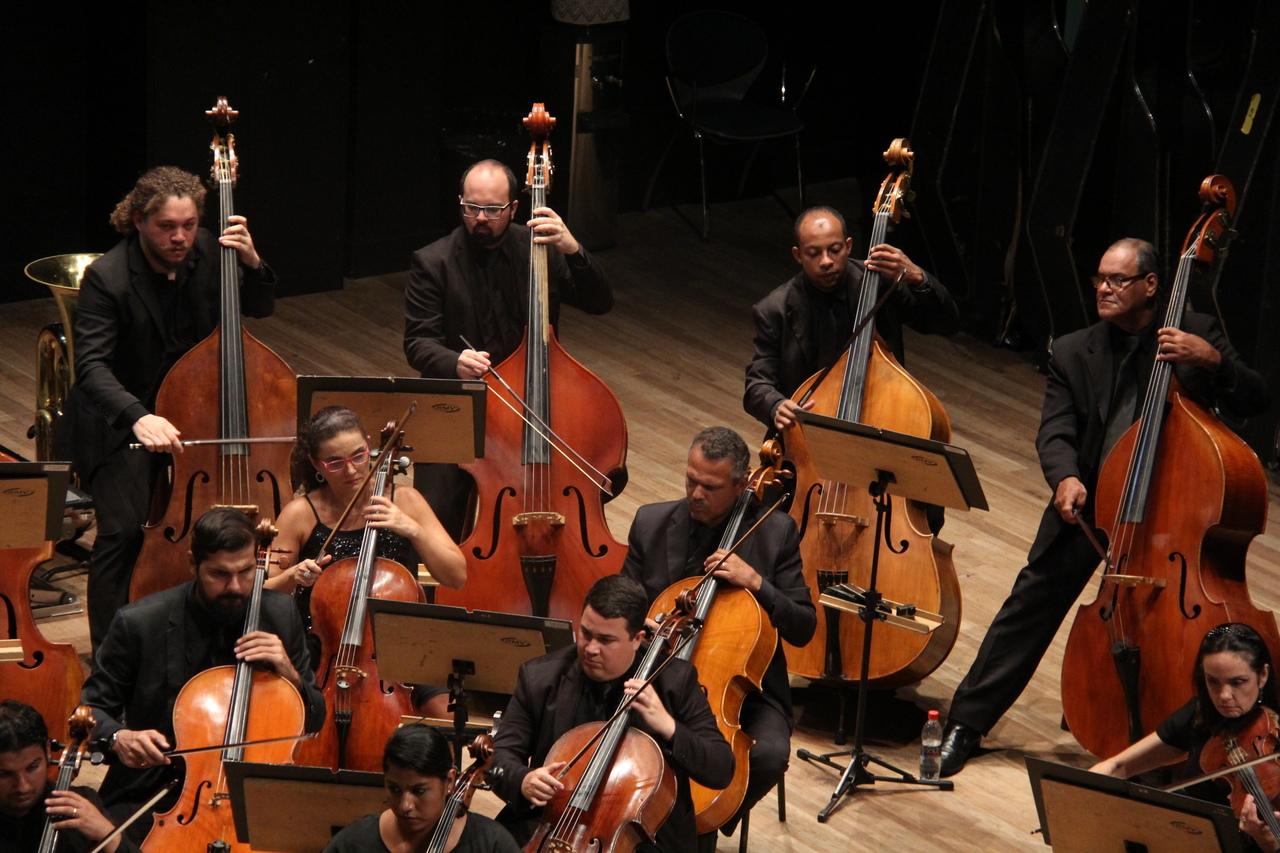 Primeira apresentação da Oses em 2020 será no dia 12 de fevereiro, no Teatro Sesc Glória. Foto: Marcelo Siqueira/Divulgação