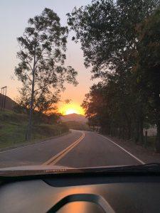 Uma das belas vistas do distrito de Mimoso do Sul. Foto: Arquivo pessoal