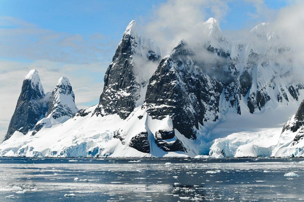 Antártida. Foto: Pixabay