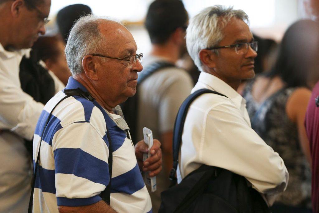 Idosos; aposentados. Foto: Marcelo Camargo/Agência Brasil
