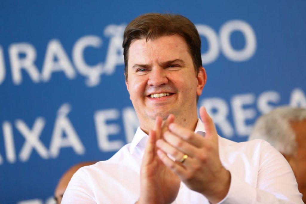 Ex-ministro do Desenvolvimento Regional Gustavo Canuto. Foto: Marcelo Camargo/Agência Brasil