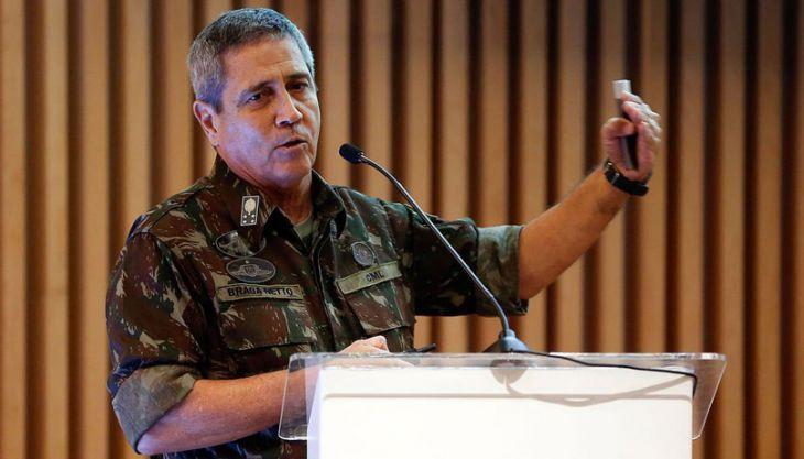 General Walter Braga Netto. Foto: Tomaz Silva/Agência Brasil