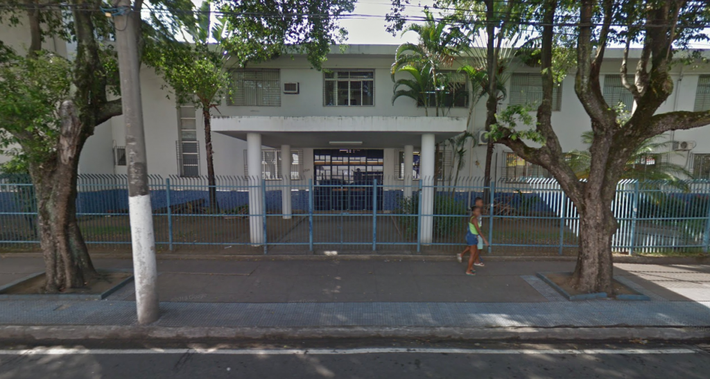 Ifes Campus de Vitória. Foto: Google Maps