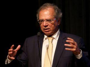 Ministro da Economia, Paulo Guedes. Foto: Wilson Dias/Agência Brasil
