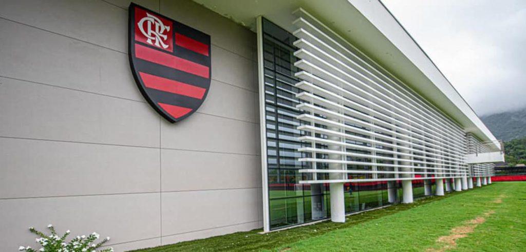 Ninho do Urubu. Foto: Paula Reis/Flamengo