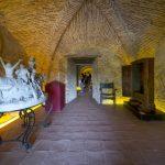 Obras se espalham por vários espaços da vinícola. Foto: Divulgação
