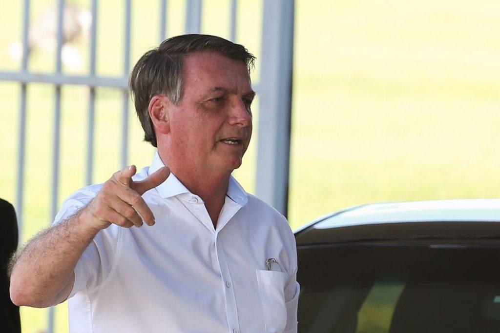 Presidente Jair Bolsonaro. Foto: Valter Campanato/Agência Brasil