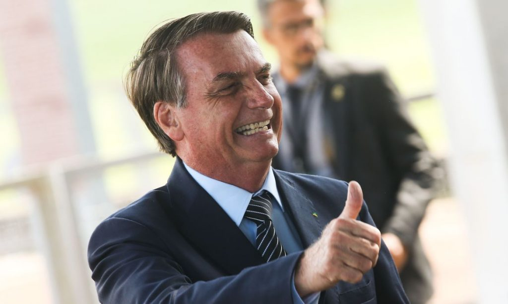 Presidente Jair Bolsonaro. Foto: Antonio Cruz/Agência Brasil