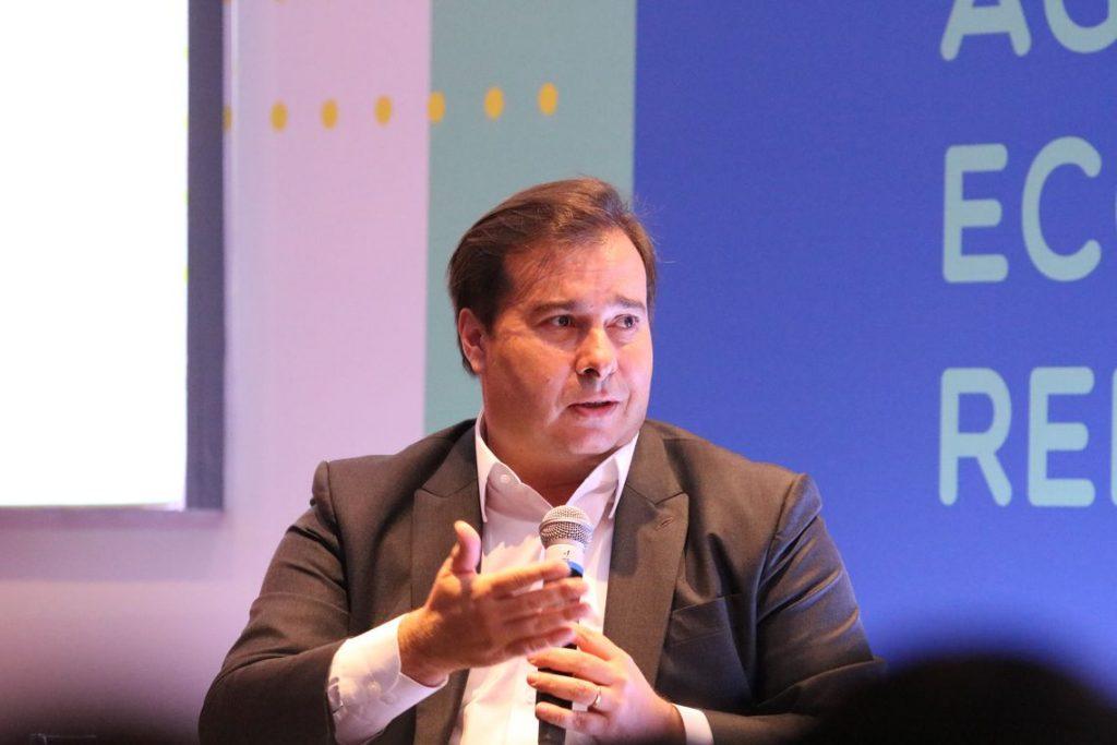 Presidente da Câmara dos Deputados, Rodrigo Maia. Foto: Rovena Rosa/Agência Brasil