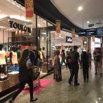 Os shoppings ficarão suspensos até o dia 12 de abril. Foto: Divulgação