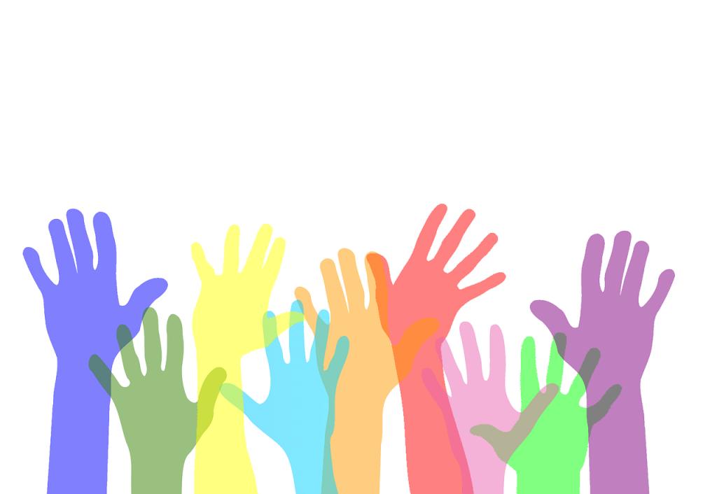 Bons exemplos de solidariedade contra o coronavírus. Foto: Tumisu/Pixabay