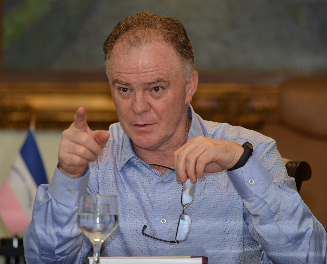 Casagrande também anunciou isenção de ICMS para fillantrópicas. Foto: Chico Guedes