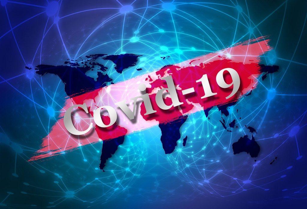 OMS vê melhora em números da covid-19 no Brasil, mas aponta risco de novos picos. Foto: Pixabay