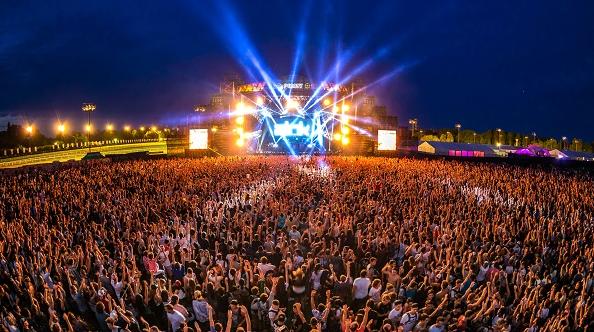Festival Lollapalooza. Foto: Divulgação