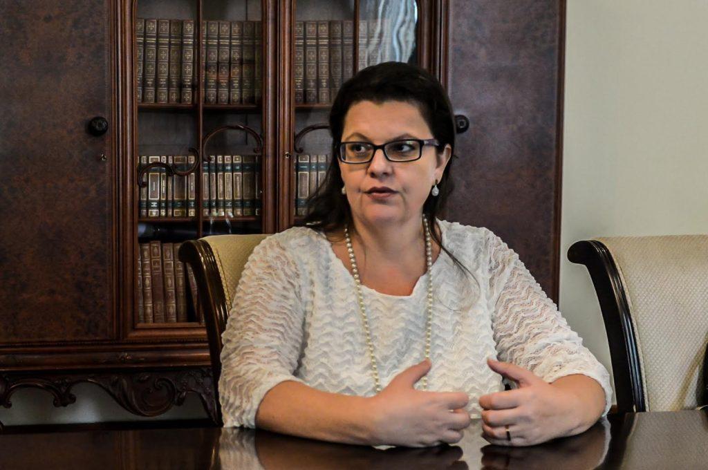 Nova procuradora-geral de Justiça, Luciana de Andrade. Foto: Hélio Filho